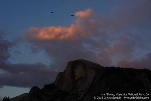 Yosemite-Half-Dome-2